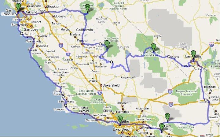 Rondreis Zuid West Amerika 2007 Vilse